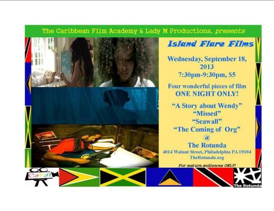 philly screening flyer