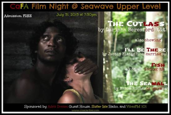carriacou screening flyer
