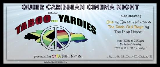 taboo yardees screening flyer[1]