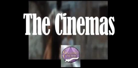 the cinemas
